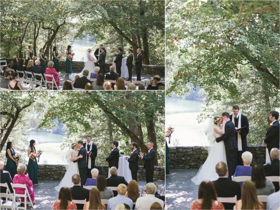 Ashley Amp Drake Big Canoe Wedding Atlanta Area Wedding Photographers